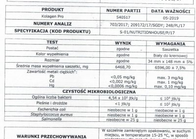 Analiza kolagen.pro